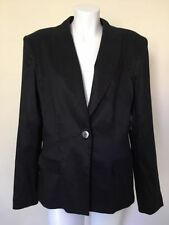 Viscose Business Dry-clean Only Coats & Jackets for Women