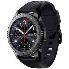 Samsung Galaxy Gear S3 Frontier 46mm (SM-R760NDAASER) Black, Brand New, Sealed