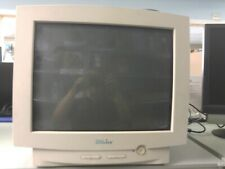 Digiview HR-1707+ CRT color Monitor No Base Used Tested Good
