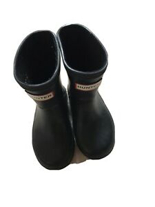 Kids Hunter Wellies Size 4