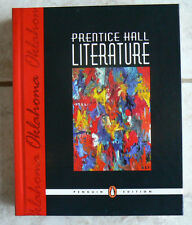 Prentice Hall Literature gr.8/8th 2008 Student Text BRAND NEW! Penguin Edition