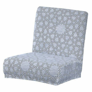 Chair Seat Cover Bar Counter Stool Slipcover for Home Restaurant Hotel