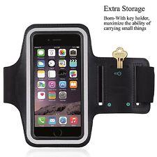 Apple iPhone 7/6 S Plus Case Strap Holder Neoprene Armband water resistant Flex