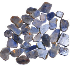 799 Ct//32 Pcs 100% Natural Untreated Sapphire Faceted Cut Rough Gemstones Lot