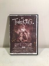 RARE HORROR DVD. DER TODESKING. Special European Edition. Great Shape!!