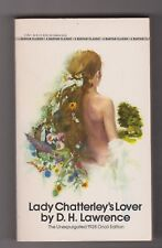 LADY CHATTERLEY'S LOVER D H Lawrence Vintage PB Unexpurgated Orioli Edition