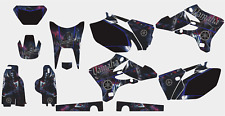 0285 YAMAHA WR 250 F WR 450 F 2003-2006 DECAL STICKER GRAPHIC KIT