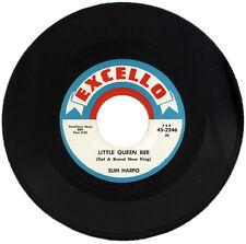 "SLIM HARPO  ""LITTLE QUEEN BEE (GOT A BRAND NEW KING)""  R&B CLASSIC"