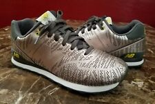 New Balance 574 Tropical Fish Silver Running Walking Shoes sz 11 Sneakers EUC