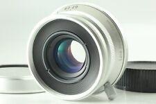 【MINT w/ Hood】 Voigtlander Color Skopar 35mm f2.5 MC C Type Lens L39 LTM JAPAN