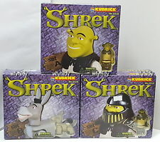 Shrek Kubrick Figure 3 Boxes  -  Medicom     ==1