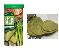 Chip Star Asparagus and Bacon Potato Chips snack 50g from Japan