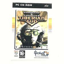 Command & Conquer Tiberian Sun | PC CD-ROM | Video Game