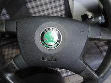 skoda fabia 2002 airbag volante