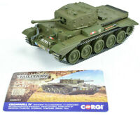Corgi Cromwell IV – 2nd Armoured Welsh Guards 1:50 Die-Cast Tank CC60613