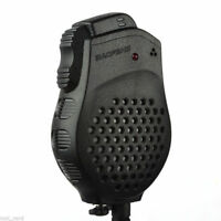 Baofeng Dual PTT Speaker Microphone pour UV-82L GT-5 GT-5TP Talkie Walkie Radio