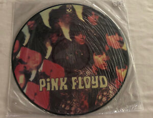PINK FLOYD~The Piper at the Gates of Dawn Brazilian LP Picture Disc Limited 500
