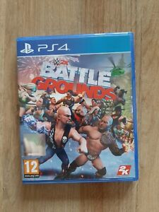 WWE 2K Battlegrounds Video Game for Sony PlayStation 4