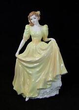 Coalport Figurine - Vanessa - Ladies of Fashion Series - Made in England.