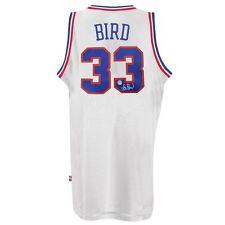 Larry Bird signed ADIDAS 1992 NBA All Star Home Swingman Jersey - Bird Holo