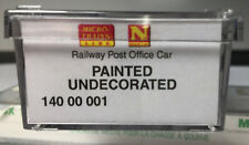 N Scale Micro Trains RPO Painted Undecorated Heavyweight Car Kit #140 00 001 NIB