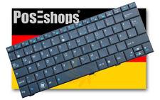 Orig. QWERTZ Tastatur ASUS Eee PC R101 R101D R105 R105D Series Schwarz DE NEU