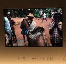 Lot Of 40 Port Au Prince Haiti City Village Life 1979 Amateur 35mm Color Slides