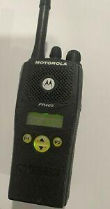 Motorola PR400 VHF 32 channel