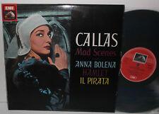 ASD 3801 Maria Callas Mad Scenes From Anna Bolena Hamlet Il Pirata