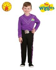 The Wiggles Lachy Purple Wiggle Child Costume 3-5