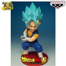 GASHAPON Dragon Ball Z Super WCF 30th Vol.7 World Collectable Figure VEGITTO SSG