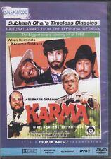 Karma - Anil Kapoor,Dilip Kumar,Nashiruddin shah,Jackie Shroff [Dvd]