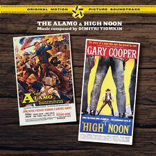 The Alamo / High Noon - 2 x CD Complete - Limited Edition - Dimitri Tiomkin
