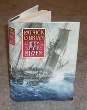 Patrick O'Brian - Blue at the Mizzen - HB/DJ 1999 Capt Jack Aubrey book