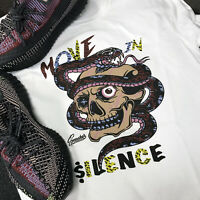 Shirt Match Yeezy 350 Yecheil boost shoes  - Move In Silence Tee
