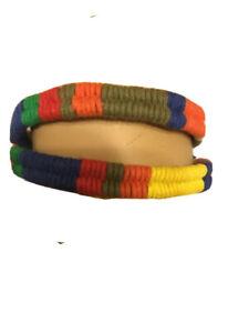 polo ralph lauren bracelet Wrist Men Multicolor  toggle closure