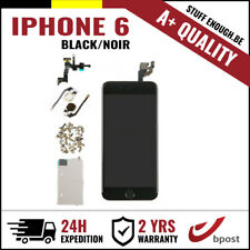 A+ LCD TOUCH SCREEN DIGITIZER/SCHERM/ÉCRAN ASSEMBLY BLACK NOIR FOR IPHONE 6 4.7""