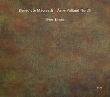 MAURSETH,BENEDICTE/VALLAND NORDLI,ASNE - OVER TONES  CD NEW+