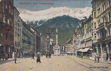 AUSTRIA - Innsbruck - Maria Theresienstrasse