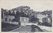 # ROCCA DI PAPA: PANORAMA  - 1937