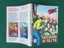 TEX GIGANTE n.158 I CACCIATORI DI TESTE Ed.Araldo (1973) L.250 Fumetto West