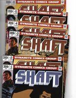 SHAFT #1-6 COMPLETE MINI-SERIES DYNAMITE COMICS