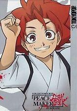 Peace Maker Kurogane - Collector's Box 1 Anime  Deutsch