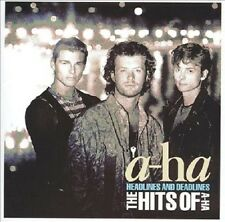 "A-HA - ""Headlines & Dealines, The Hits of A-HA"""
