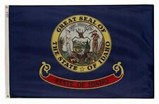 4x6 ft IDAHO The Gem State OFFICIAL STATE FLAG Outdoor Nylon Made in USA