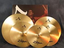 Zildjian A391 A Series 5 Piece Cymbal Set Pack