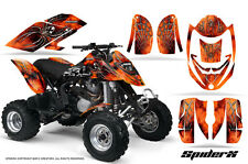 CAN-AM DS650 BOMBARDIER GRAPHICS KIT DS650X CREATORX DECALS STICKERS SPIDERX O