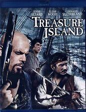 NEW BLU-RAY // Treasure Island (MINI SERIES) // Elijah Wood, Donald Sutherland