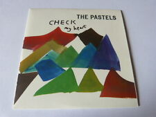 THE PASTELS - CD collector 2T / 2 track promo CD !!! CHECK MY HEART !!!