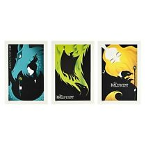 Disney Maleficent Lithograph Set Limited Edition Angelina Jolie
